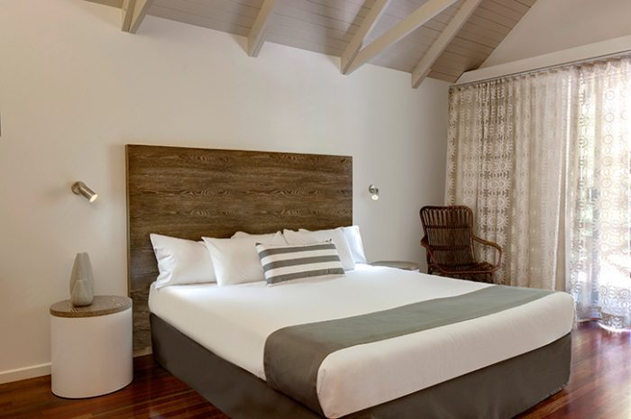 Palm Bungalows Bed