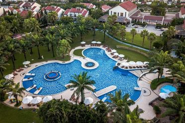 Palm Garden Resort Pool