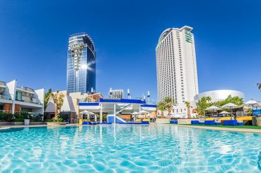Palms Casino Pool