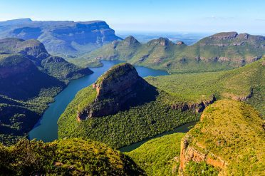 Blyde Canyon, South Africa