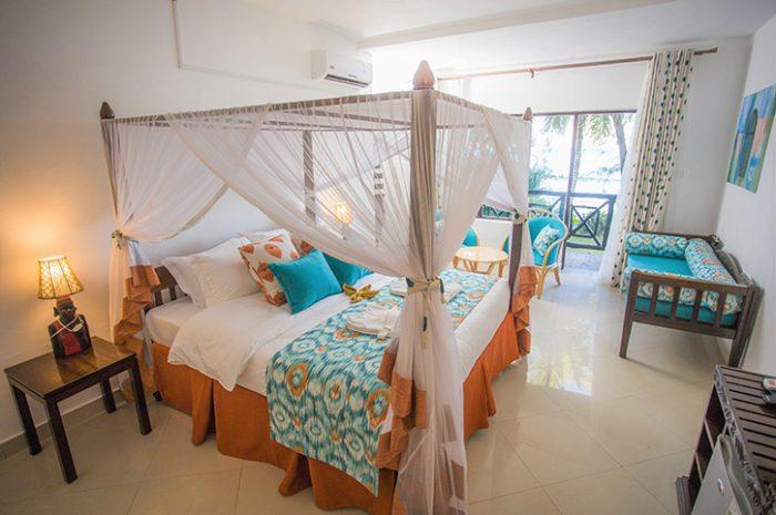 Papillon Lagoon Reef Beachfront Room