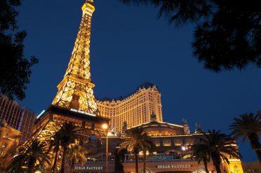 Paris Hotel Exterior