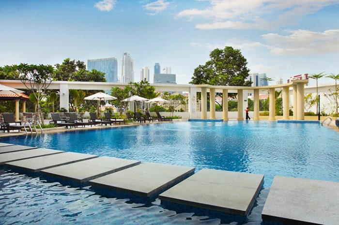 Park Hotel Outdoor Pool