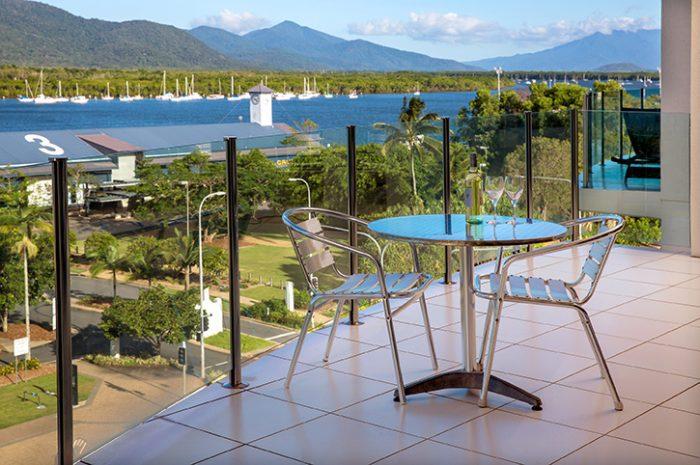 Park Regis Cairns Three Bed Balcony
