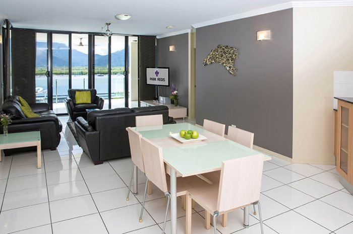 Park Regis Cairns Three Bed Waterview