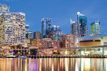 Parkroyal Darling Harbour Sydney Exterior