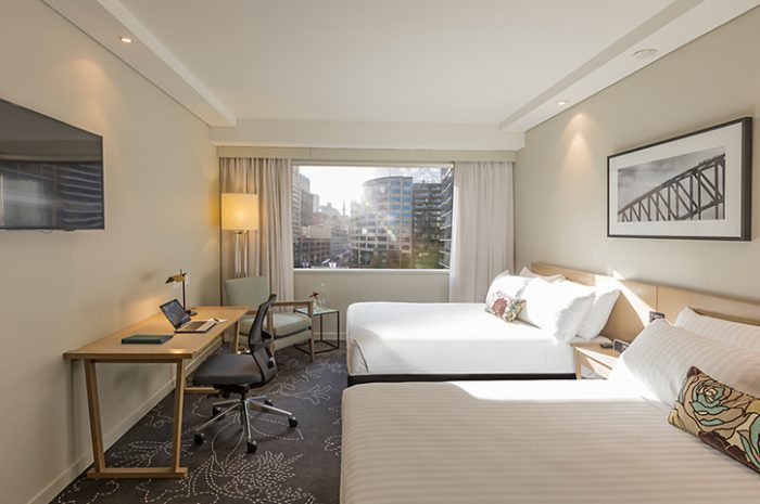 Parkroyal Darling Harbour Sydney Superior Twin Room