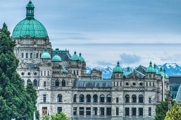 Parliament Of British Columbia, Canada