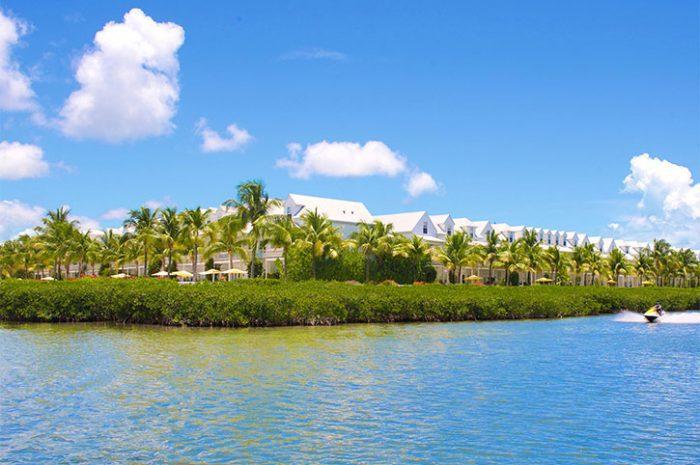 Parrot Key Resort View