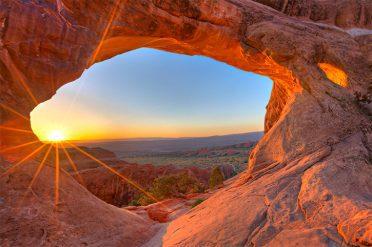 Partition Arch, Arches National Park
