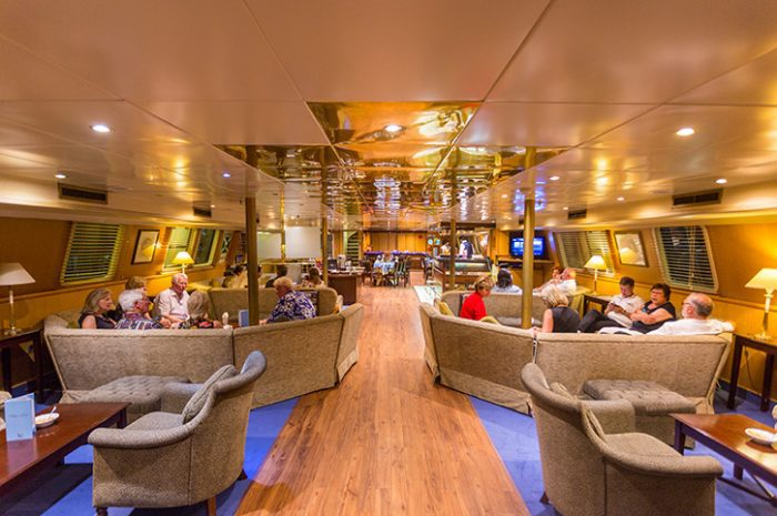 Garden Of Eden Cruise Lounge