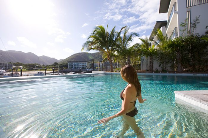 Peppers Blue On Blue Magnetic Island Pool