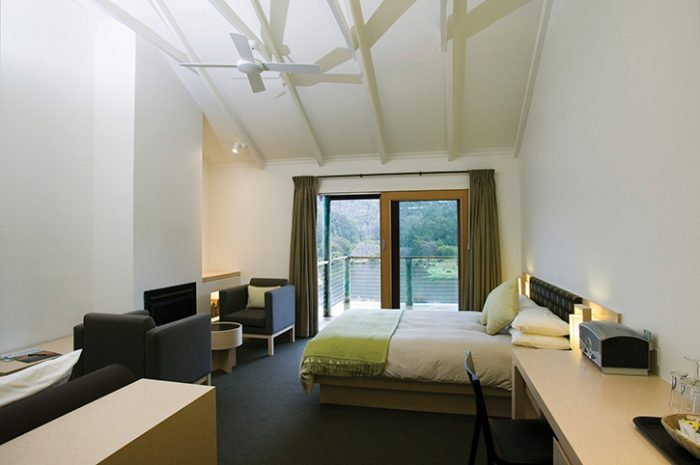 Peppers Cradle Mountain Lodge Double Room