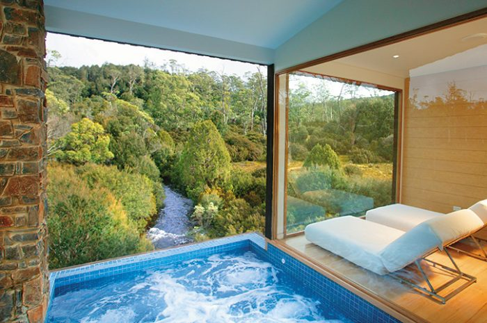 Peppers Cradle Mountain Lodge Spa