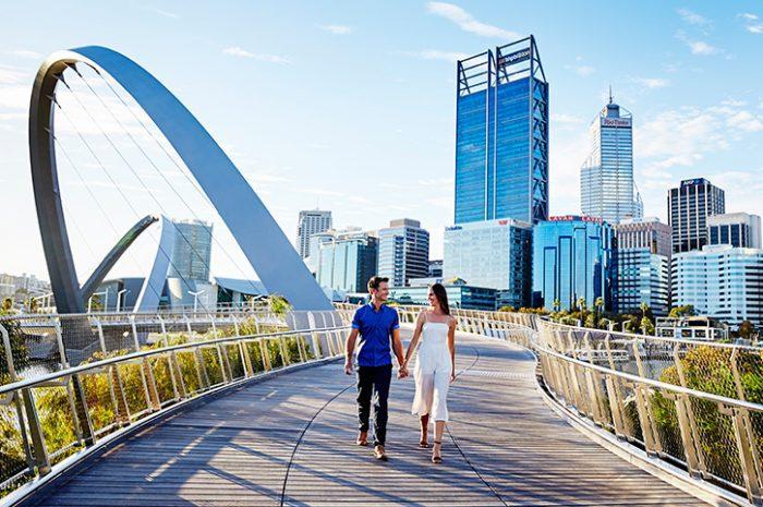 Exploring Perth City