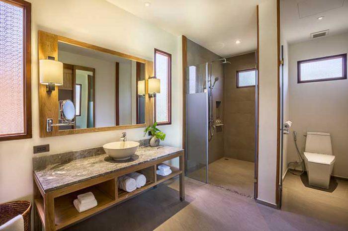 Phi Phi Island Village Resort Deluxe Bungalow Bathroom