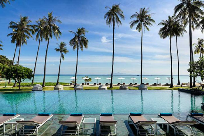 Phi Phi Island Village Resort Pool