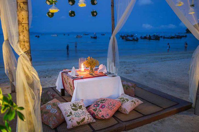 Phi Phi Island Village Resort Private Dining