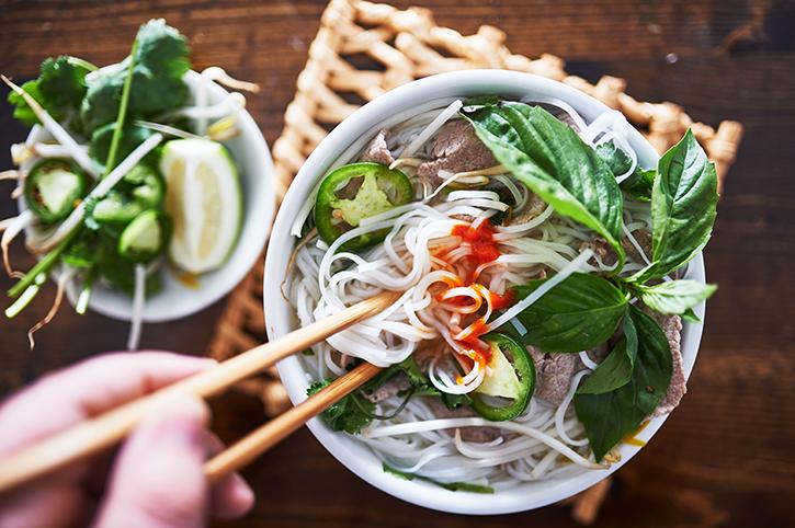 Pho Soup, Vietnam