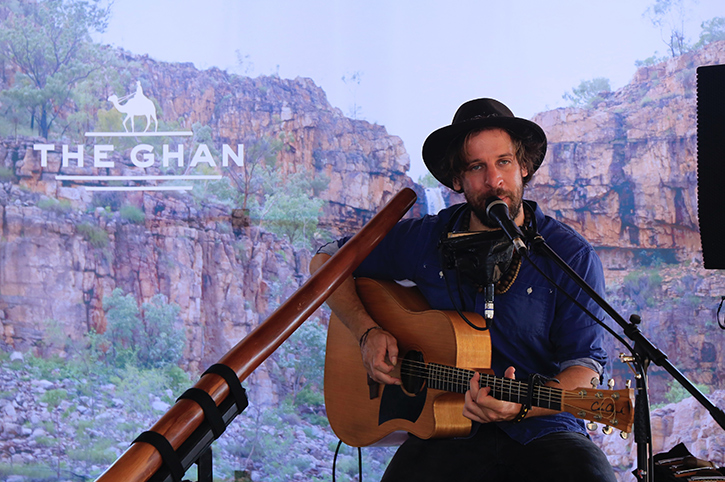Entertainment The Ghan