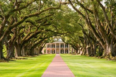 Plantation in Louisiana