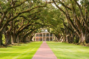 Plantation in Louisiana