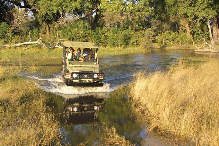 Pom Pom Camp 4WD Safari