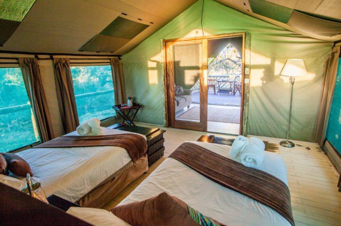 Pom Pom Camp Luxury Tent