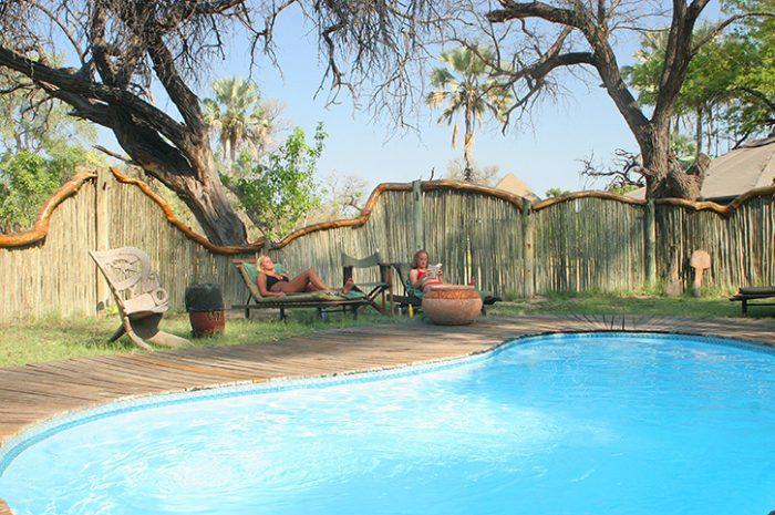 Pom Pom Camp Outdoor Pool