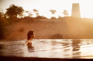 Pool, Ritz Carlton