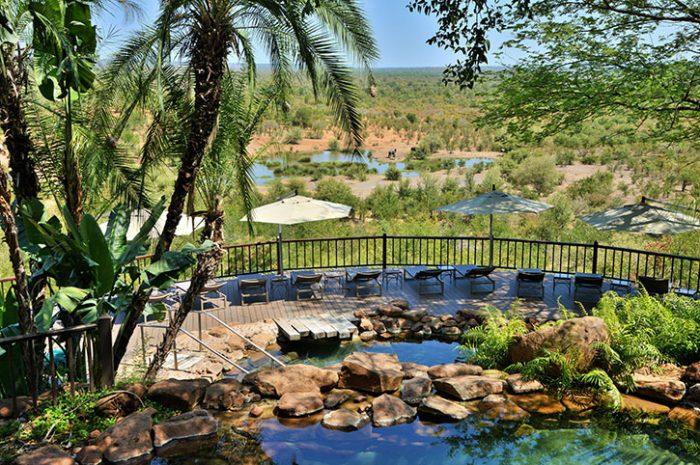 Pool Victoria Falls Safari Lodge