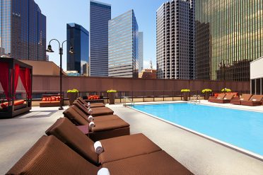 Pool Sheraton Dallas