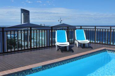 Protea Hotel Umhlanga Rooftop Pool