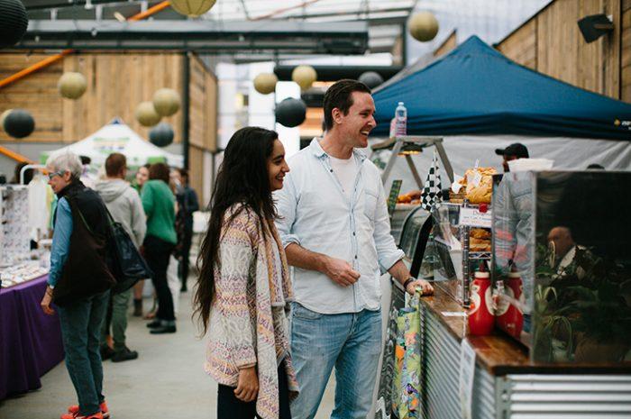Providore Place Sunday Market