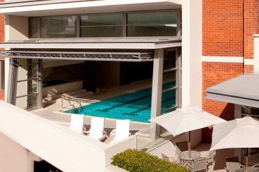 Pullman Hotel Pool