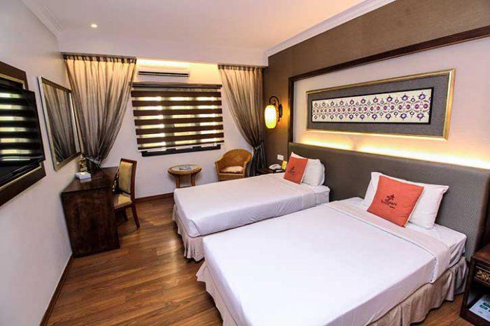 Puri Hotel Superior Twin