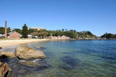 Q Station Manly Beach