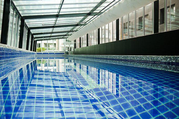 QT Wellington Pool