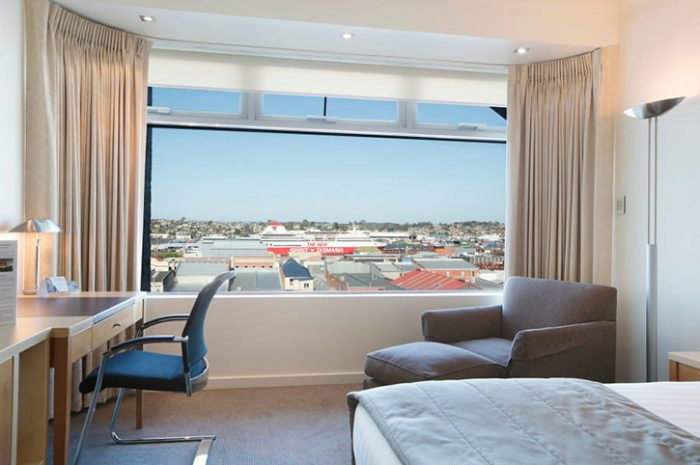 Quality Gateway Devonport Deluxe Spa Room