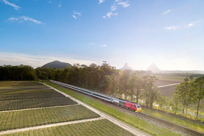 Queensland Rail Pass