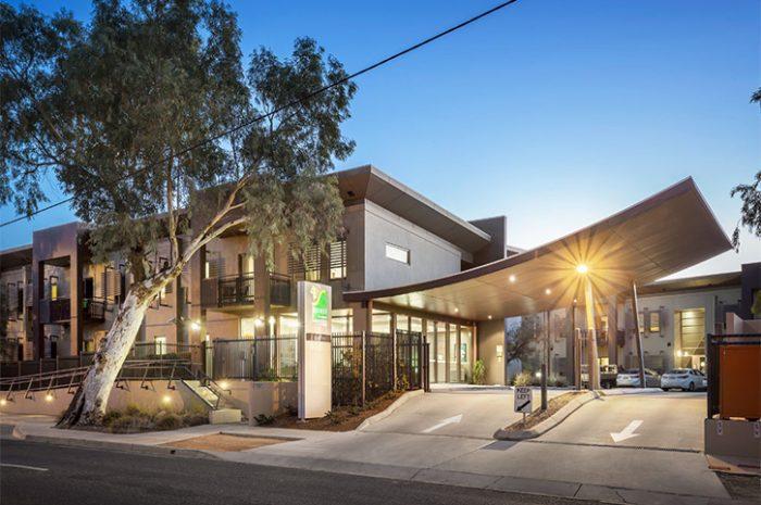 Quest Alice Springs Exterior