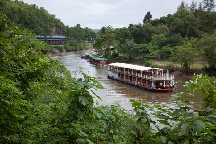 RV River Kwai Cruise