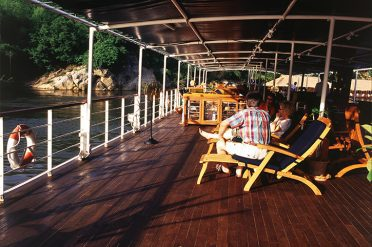 RV River Kwai Sun Deck