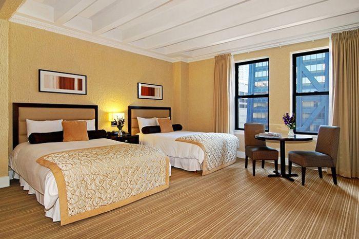 Raffaello Hotel Twin Room