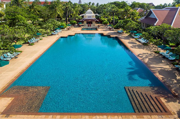 Raffles Grand D'Angkor Pool