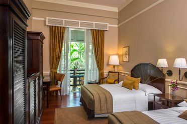 Raffles Le Royal State Room