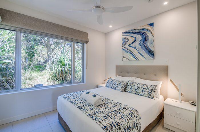 Rainbow Ocean Palms Resort Double Room