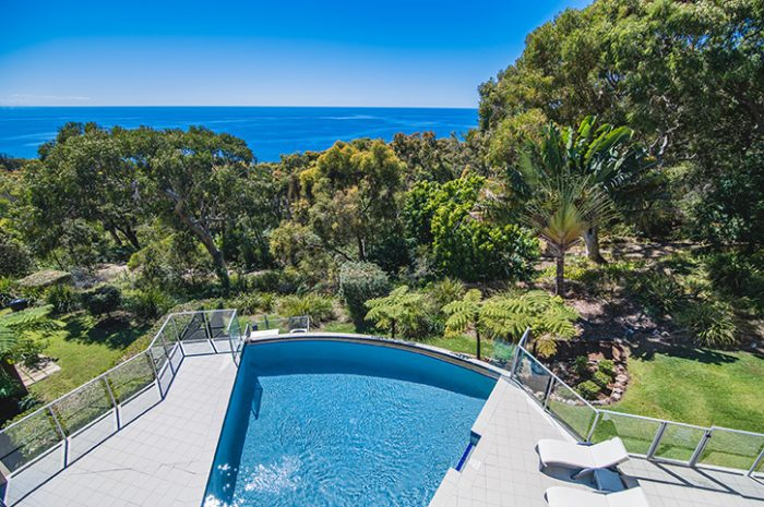 Swimming pool, Rainbow Ocean Palms Resort