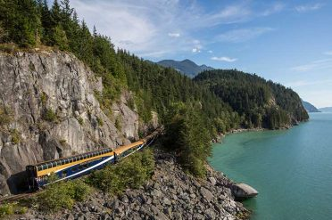 Rainforest To Gold Rush near Sea to Sky Highway