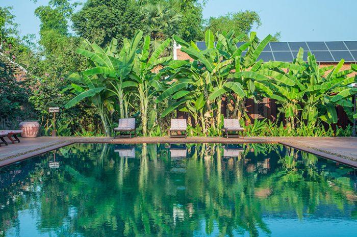 Rajabori Villa Pool